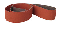 3M™ Cloth Belt 947D, 60 X-weight, 4 in x 536 in, Film-lok, Single-flex