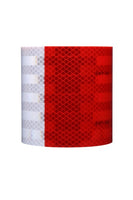 3M™ Diamond Grade™ Conspicuity Markings 983-32, Red/White, 2 in x 90 in Strips, 20/Package