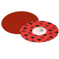 3M™ Cubitron™ II Roloc™ Durable Edge Disc 984F, 36+ YF-weight, TR, 1 in, Die Q100N, 50 per inner, 200 per case