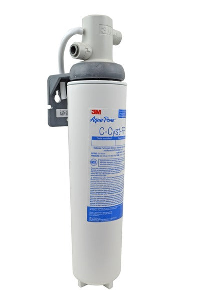 3M™ Aqua-Pure™ Under Sink Water Filter System AP Easy Cyst-FF, 5609223, Full Flow, 0.5 um, 4/Case
