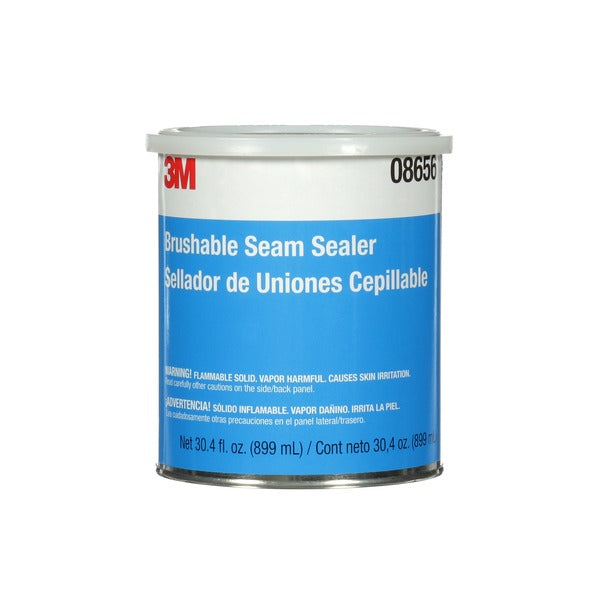 3M™ Brushable Seam Sealer, 08656, 1 Quart, 946 mL, 6 per case