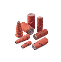 3M™ Full Tapered Cartridge Roll 747D, 1/2 in x 2-1/2 in x 3/16 in, 80 X-weight, 100 per case