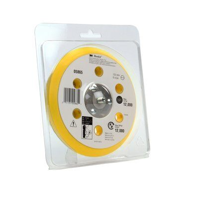 3M™ Hookit™ Clean Sanding Dust Free Disc Pad, 05865, 6 in
