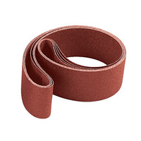 3M™ Cloth Belt 202DZ, P220 J-weight, 2-1/2 in x 132 in, Film-lok, Full- flex , 50 per case