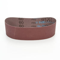 3M™ Cloth Belt 340D, P100 X-weight, 8 in x 150 in, Film-lok, Single-flex