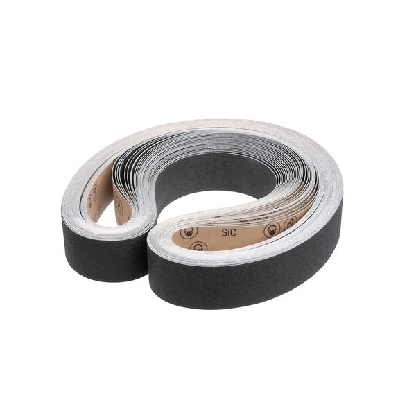 3M™ Cloth Belt 461F, P80 YF-weight, 5-7/8 in x 118-1/8 in, Film-lok, Single-flex