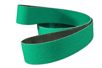 3M™ Cloth Belt 577F, 80 YF-weight, 2 in x 12 in, Fabri-lok, Single-flex