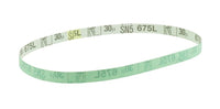 3M™ Diamond Microfinishing Film Belt 675L, 9 Mic, 3 in x 30 in
