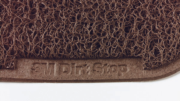 3M™ Dirt Stop Mat, 4 Side-Edged, Dark Brown, 4 ft x 6 ft, 1/Case