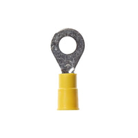 3M™ Highland™ Vinyl Insulated Ring Terminal RV10-38Q, AWG 12-10, 25/bag, 10 Bags/Case