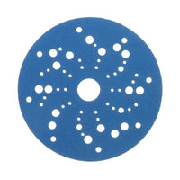 3M™ Hookit™ Blue Abrasive Disc 321U Multi-hole, 36159, 5 in, 120, 50 discs per carton, 4 cartons per case