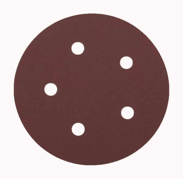 3M™ Hookit™ Paper Disc 763U, 60 F-weight, 5 in x NH, D/F 5HL, Die 500FH