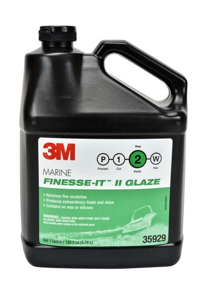 3M™ Marine Finesse-IT™ Glaze, 35929, 1 gal (3.87L), 4 per case