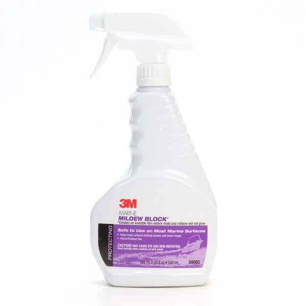 3M™ Marine Mildew Block, 09065, 16.9 fl oz, 6 per case