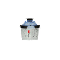 3M™ PPS™ Series 2.0 Spray Cup System Kit, 26328, Micro (3 fl oz, 90 mL), 125 Micron Filter, 1 kit per case