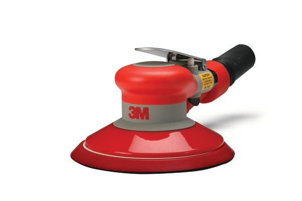 Refurbish and Repair for 3M™ Random Orbital Sander 20327, 6 in Self-Gen Vac 3/16 in Orbit