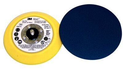 3M™ Stikit™ Disc Pad 05575, 5 in x 3/4 in x 5/16-24 External