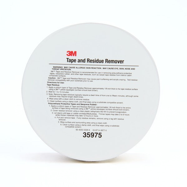 3M™ Tape and Residue Remover, 1 pt (16 oz/473 mL), 6 per case