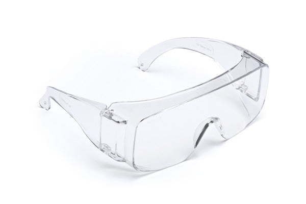 3M™ Tour-Guard™ V Protective Eyewear, TGV01-20 Clear, Dispenser Box, 20/box, 5 box/case