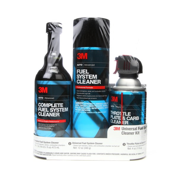 3M™ UNIVERSAL FUEL SYSTEM CLEANER KIT, 08911, 6 KITS PER CASE