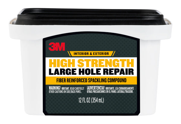 3M™ High Strength Large Hole Repair LHR-12-PC-12, 12 Oz