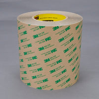 3M™ Adhesive Transfer Tape 468MP, Clear, 13 in x 60 yd, 5 mil, 4 rolls per case