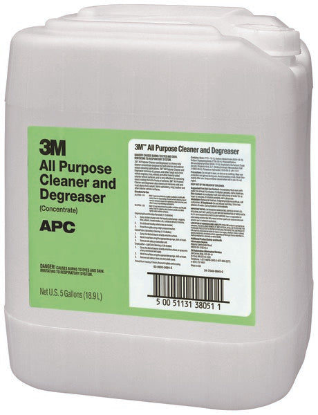 3M™ All Purpose Cleaner and Degreaser, 38052, 55 Gallon (US), 1 per case