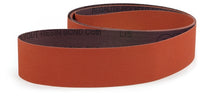 3M™ Cloth Belt 707E, P120 JE-weight, 2 in x 60 in, Film-lok, Single-flex
