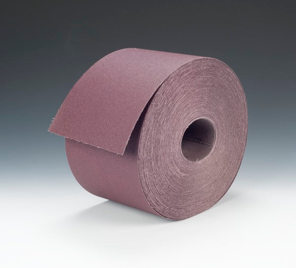 3M™ Cloth Roll 341D, P180 X-weight, 12 in x 50 yd, ASO, Single-flex