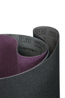 3M™ SiC Cloth Belt 490FZ, P120 YF-weight, 6 in x 132 in, Film-lok, Single-flex
