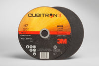 3M™ Cubitron™ II Cut-Off Wheel, 66528, T1, 7 in x .045 in x 7/8 in, 25 per inner, 50 per case