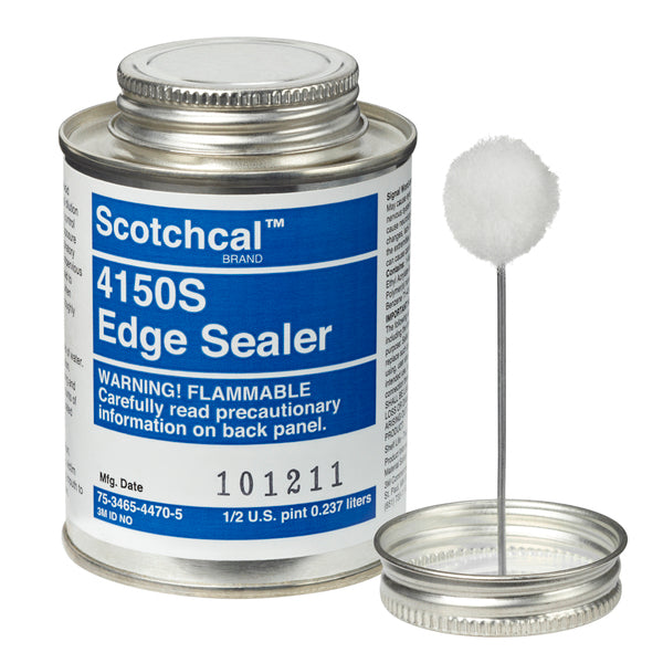 3M™ Edge Sealer 4150S, 8 oz Dauber Cans, 12/Carton