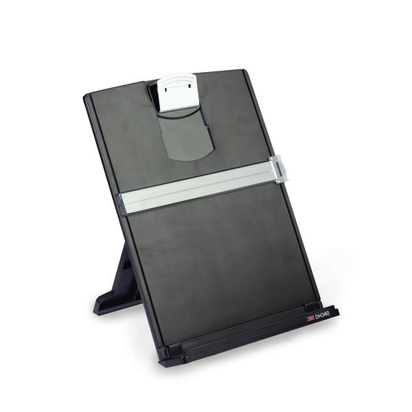 3M™ Desktop Document Holder DH340MB, 3.375 in x 12.0 in x 1.75 in
