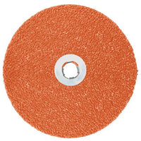 3M™ Fibre Disc 787C GL Quick Change 787C, 7 in 36+, 25 per inner 100 per case