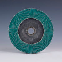 3M™ Flap Disc 577F, T27, 4-1/2 in x 7/8 in, 40, 10 per case