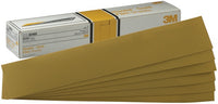 3M™ Hookit™ Gold Sheet, 02470, P180, 2-3/4 in x 16 in, 50 sheets per carton, 5 cartons per case