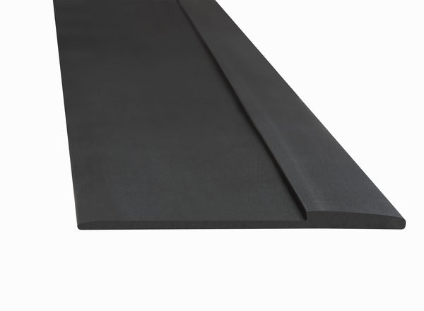 3M™ Matting Edging, Low Profile, Black, 5/8 in x 25 ft, Roll, 1/Case