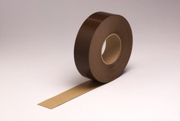 3M™ Matting Seaming Tape, Brown, 2 in x 100 ft, Roll, 5/Case