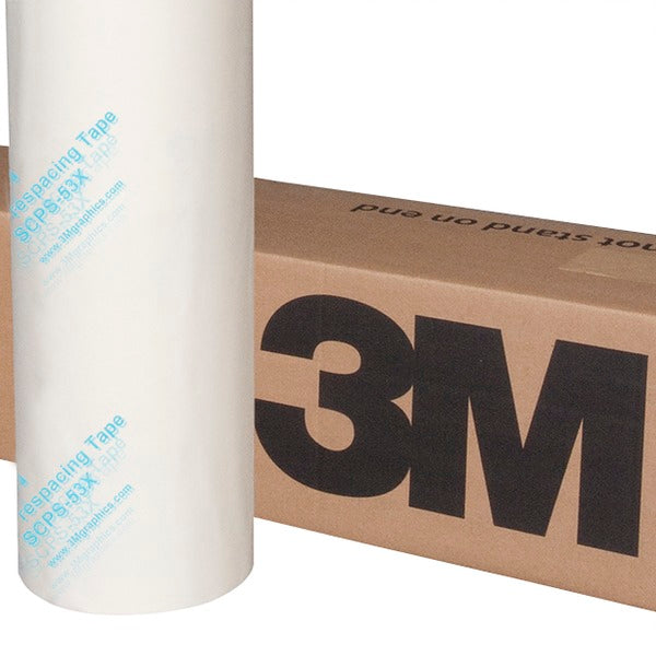 3M™ Prespacing Tape SCPS-53X, 36 in x 100 yd, 1 Roll/Case