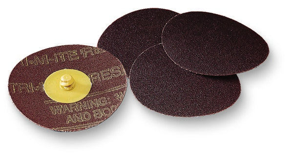 3M™ Roloc™ Disc 461F, P60 YF-weight, TR, 2 in, Die R200P
