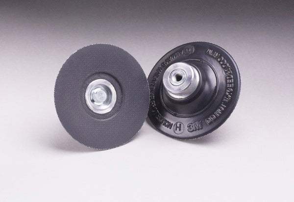 3M™ Roloc™ Disc Pad TS and TSM 14216, Hard 3 in 1/4-20 Internal, 5 per case