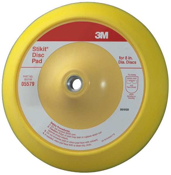 3M Stikit Disc Pad, 05579, 8 in