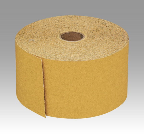 3M™ Stikit™ Gold Paper Roll 216U, P600 A-weight, 1-1/4 in x 50 yd, ASO, Full-flex
