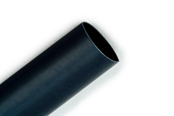 3M™ Heat Shrink Thin-Wall Tubing FP-301-1-Black-50', 50 ft Length per spool, 150 ft/case