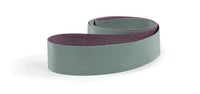 3M™ Trizact™ Cloth Belt 407EA, A20 JE-weight, 4 in x 132 in, Film-lok, Full-flex