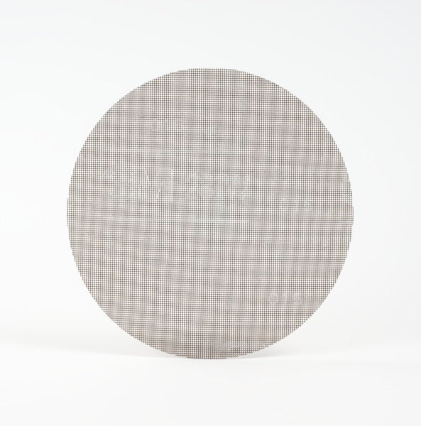 3M™ Wetordry™ Cloth Disc 281W, 5 in x NH, 2 Tabs, P500, 50 per inner, 250 per case