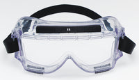 3M™ Centurion™ Safety Splash Goggle 454AF, 40305-00000-10 Clear Anti-Fog Lens 10 ea/case