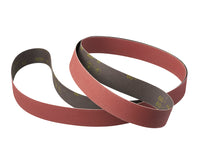 3M™ Cubitron™ II Cloth Belt 967F, 2 in x 90 in 36+ YF-weight, Film-lok, 50 per case, Restricted