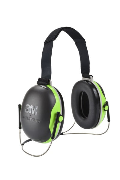 3M™ PELTOR™ X4 Earmuffs X4B, Behind-the-Head, 10 EA/Case