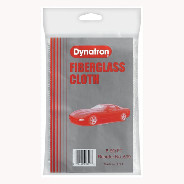 Dynatron™ Fiberglass Cloth, 699, 8 sq ft, 6 per case